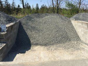 Grå granitskærver 11-16 mm