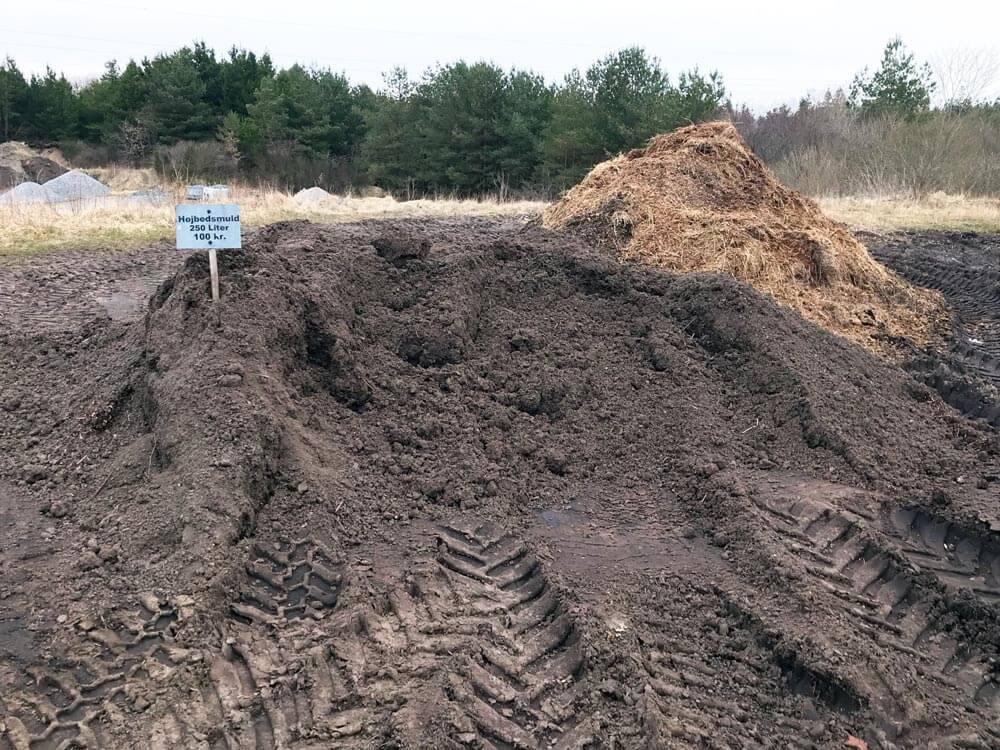 Holstebro Sand og Grus Højbedsmuld
