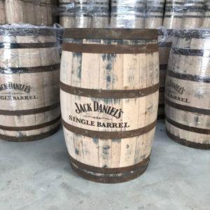 Jack D whiskytønde