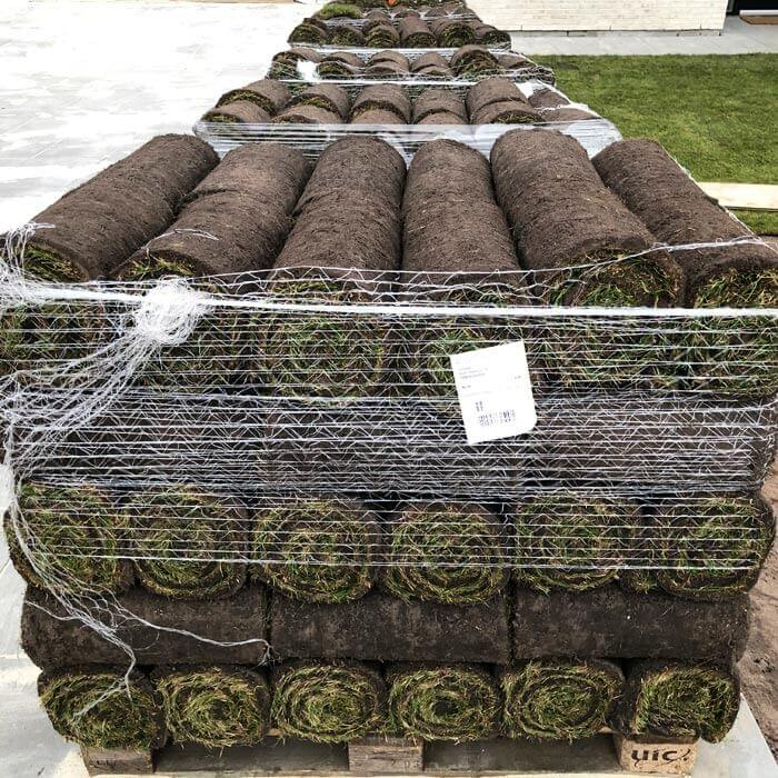 rullegræs levering