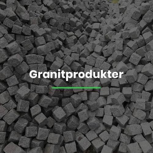 Granitprodukter
