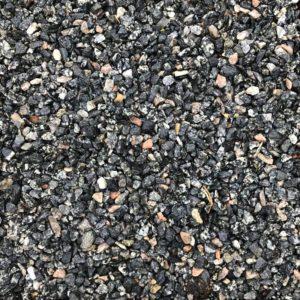 8-11 mm grå granitskærver våd