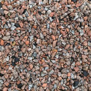 våde granitskærver rød 11-16 mm.